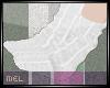 [m]White+Socks