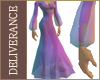 DN Clingy Seamless Gown