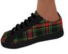 Dot Sneakers-Tartan