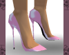 (LF) Pink Spike Heels