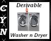 Derivable Washer n Dryer