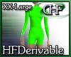 HFD Halfsuit XX-Large