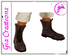Boots Men Brown Gia