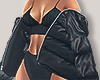 I│Puffer Jacket Blk