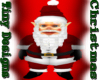 *T Christmas Santa Elf