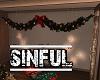 SINFUL - X-Mas garland