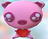 Cute Piglet Plush
