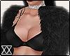 ☾ Black fur