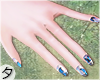 ♡Butterfly Nails