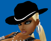 (a) DURANGA HAT  blonde1