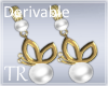 ~TR~Earrings Derivable