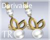 ~TR~Earrings Derivable