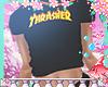 Thrasher crop