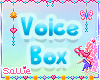 ☀ Kids Voice Box