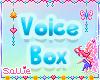 ☀ Kids Voice Box