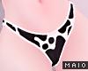 🅜 COW: black panty
