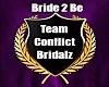 Conflict Bride 2B Jckt