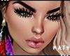 P-GRETA Lashes/Brows/Eye