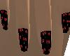 Dainty Cherry Nails