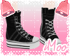 Black Emo Shoes
