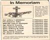 Gulf War Memoriam Page