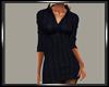 [SD] Sweater Dress Navy