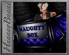SENS BLUE NAUGHTY BOX