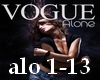 Vogue - Alone