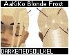 AaKiKo Blonde Frost