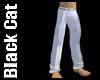 White Wedding Tux Pants