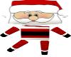 Santa Dancing Robot