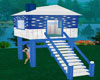 z*Kids Playhouse blue