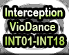 Interception Violin Musi