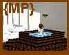 {MP}Black/Brown Hot Tob