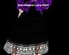 Black Hippie Long Skirt