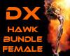 HD Dx Hawk Bundle female