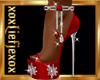 [L] Chic Christmas Heels