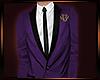 Y'AOTA Purple-Blazer [M]
