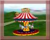 Circus Horse Carousel
