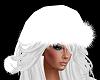 Santa Hat White