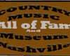 *R* Country Music HOF