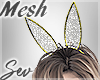 Lace Easter Bunny Ears