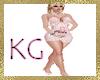 KG*Pregnancy Lace Dress