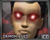ICO Demonic Eye Glow M
