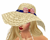 July 4th Beach Hat