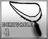 Crystal Necklace Derivab