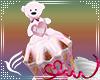 Bear Fairy Cake Hat