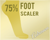 ADR# Foot Scaler 75%