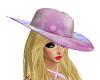 Lavender Easter Hat