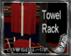 Pool-Spa Towel Rack